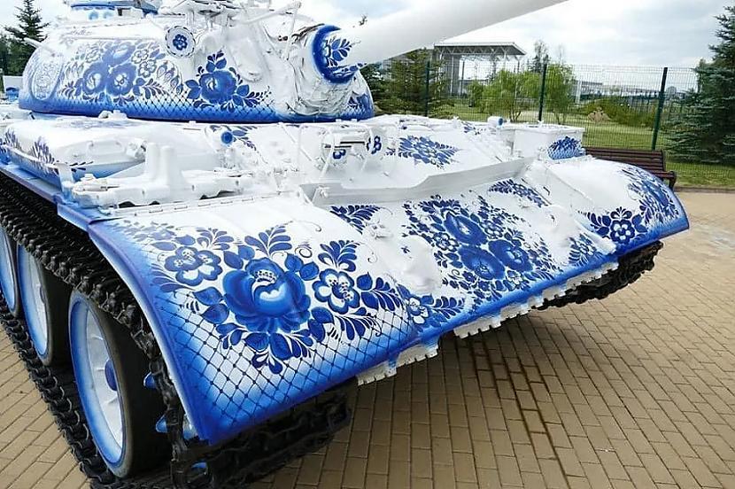 Elegantais tanksPar gaumi... Autors: Lestets 20 negaidītas lietas, kas pieder cilvēkiem