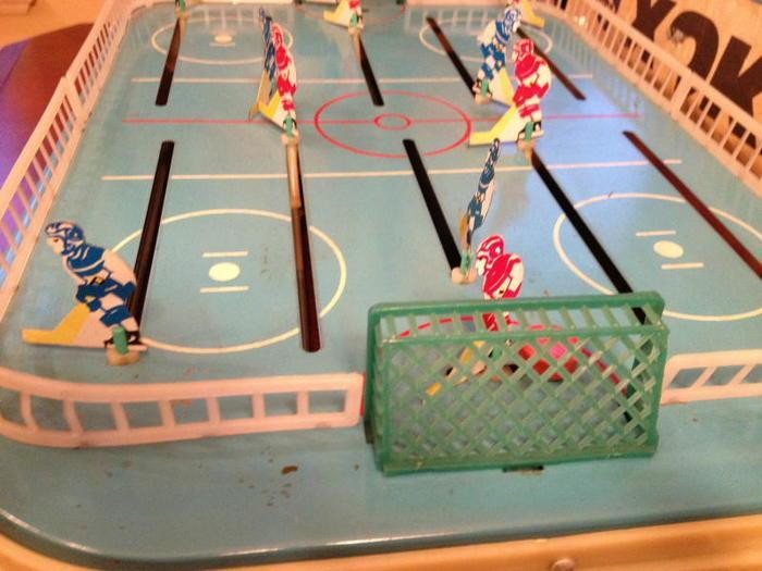 HokejsIespējams viena no... Autors: matilde 20 padomju laiku galda spēles, par kurām sapņoja visi bērni