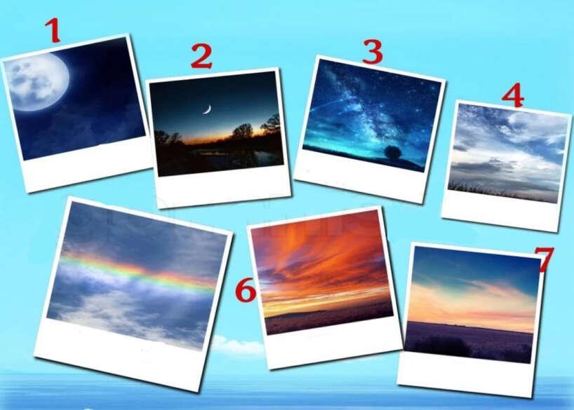 1 attēls Debesis ar... Autors: Zibenzellis69 Izvēlies debesis un uzzini, kāda personība esi!
