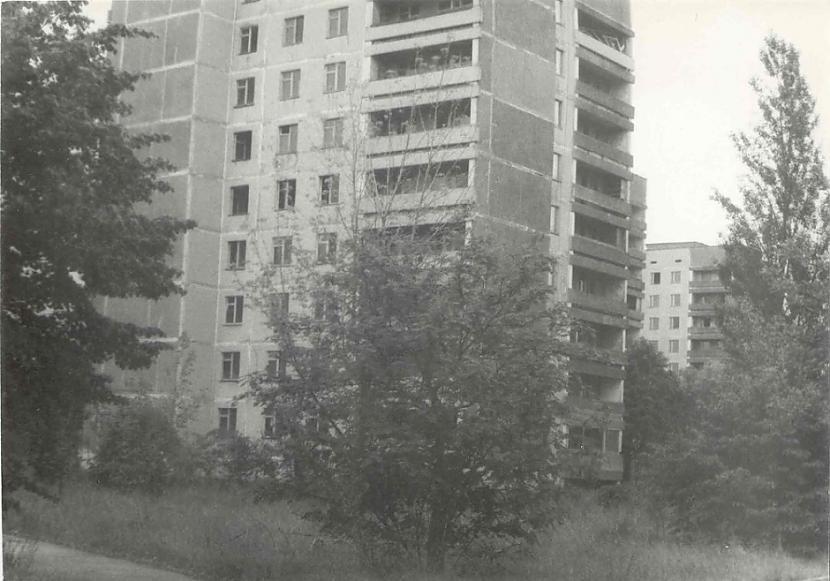 Dzīvojamais kvartāls 1994 g... Autors: Lestets Kā izskatījās Pripjata 90-tajos gados
