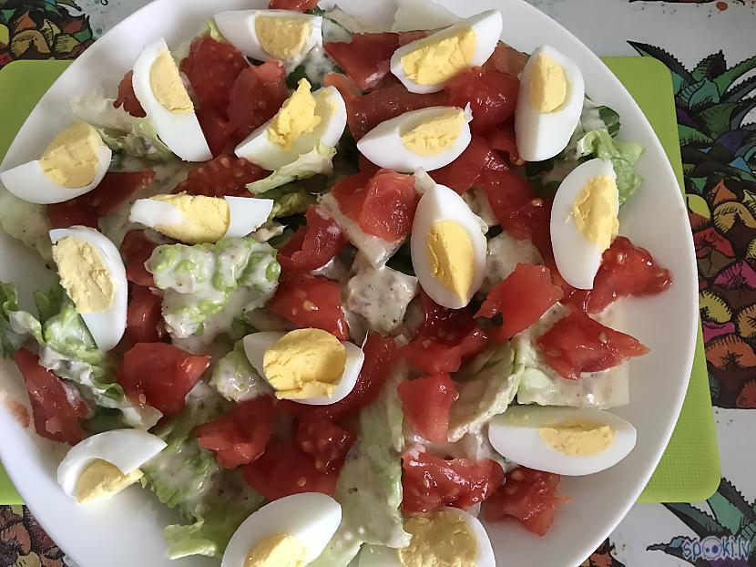 Tad tomātiņus un paipalu... Autors: ezkins Ak, Cēzar!