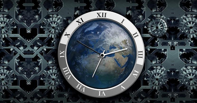 quotAtcerieties datumu  2021 g... Autors: Lestets Ceļotājs laikā paziņo, ka 2021. g. 7. oktobrī notiks kaut kas milzīgs