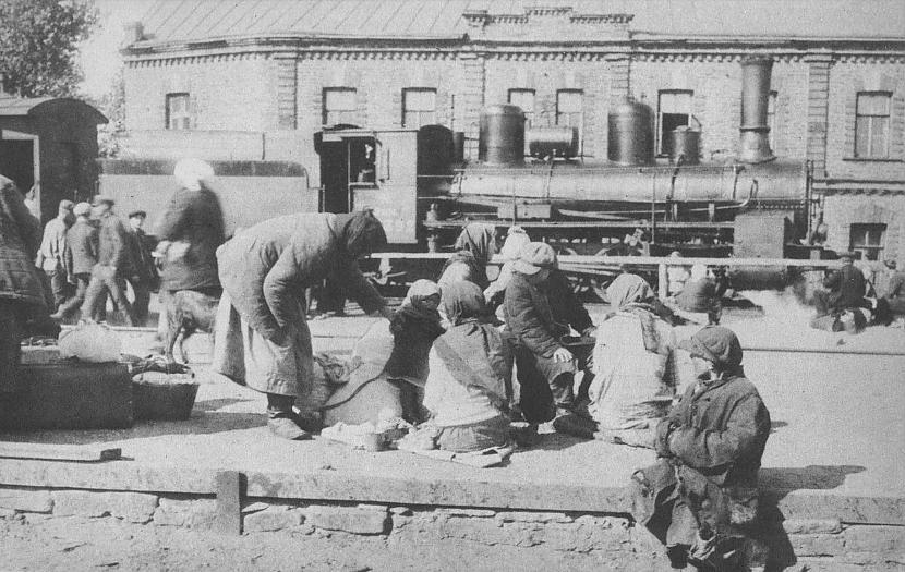 Reālā dzīve par kuru... Autors: Lestets PSRS 1930-to gadu dzīve