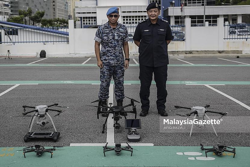 Malaizijas policija izmanto... Autors: spoks0 Nākotne ir pienākusi :)