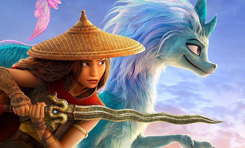 Scarono princescaronu katalogu... Autors: Hellsing Raya and the Last Dragon - Avatar 2.0?