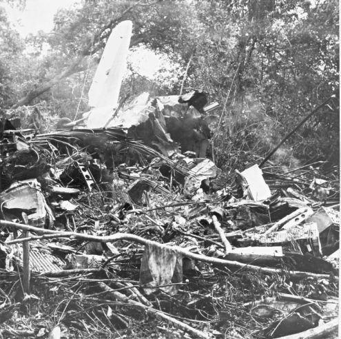 Aviokompānijas Aeroviacuteas... Autors: Plane Crash central Komerciālo lidaparātu katastrofu bildes (Astoņdesmitie) 1986.-1989.g