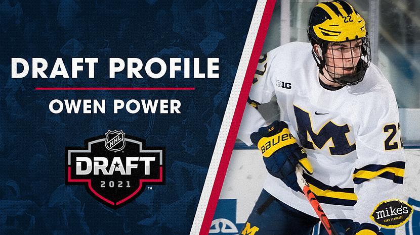 Autors: Latvian Revenger 2021. gada NHL draftā latvieši netiek izvēlēti, 1. izvēle - Ouens Pauerss