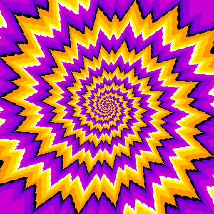Autors: matilde 16 optiskās ilūzijas, kas neatstās vienaldzīgas neviena cilvēka acis