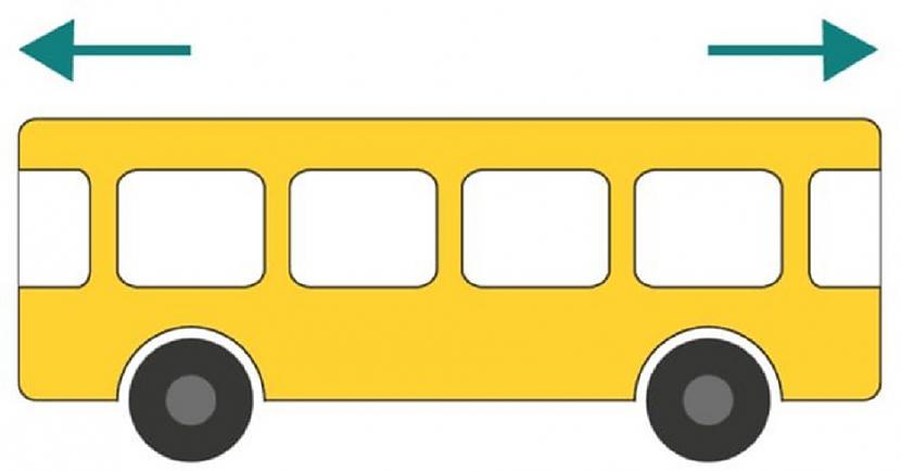 Tie kas atbildēja quotpa... Autors: Lestets Pārbaudi atjautību: Uz kuru pusi brauc autobuss?