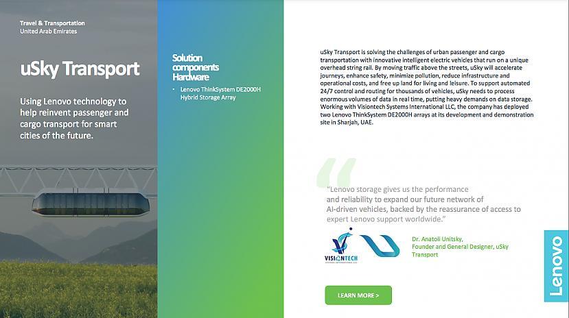 uSky SkyWay sadarbība ar... Autors: The Next Tech uSky (SkyWay) sertifikācija AAE